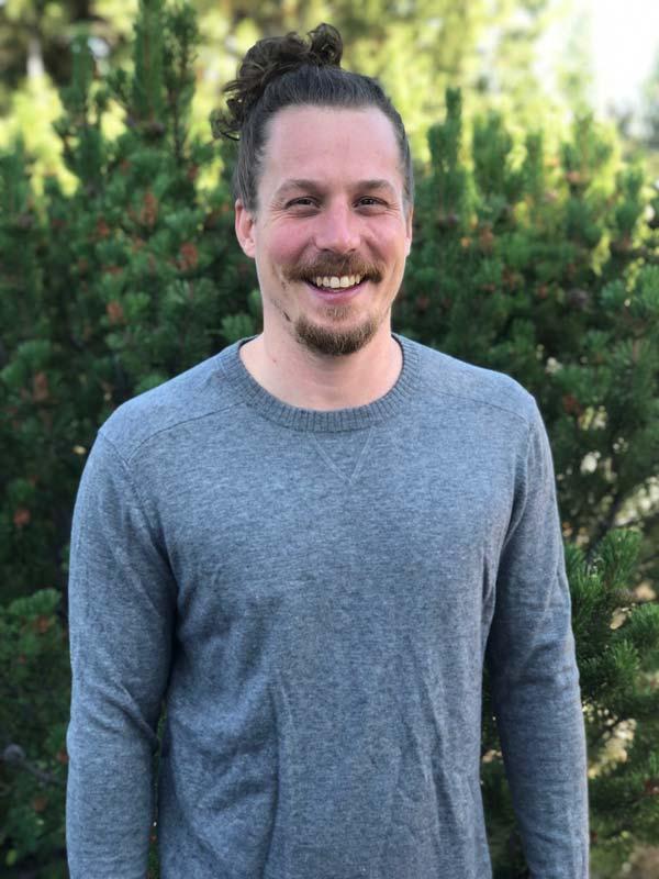 Max McCarty Portrait